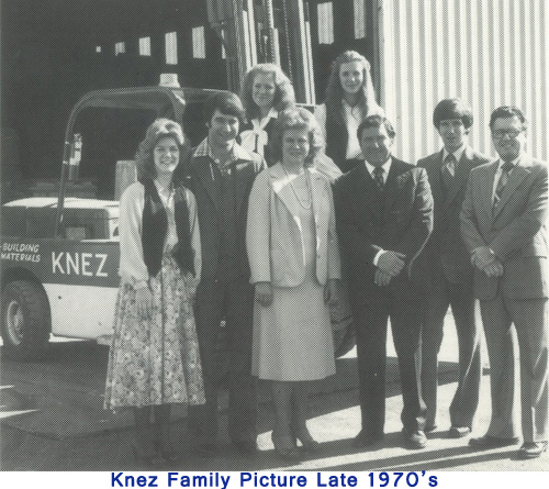 Knez Family Picture 1970s