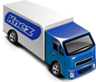 Knez Building Materials Delivery Truck